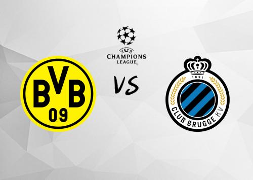 Borussia Dortmund vs Brujas  Resumen y Partido Completo