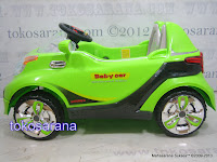 Mobil Mainan Aki Pliko Pk9600N Winner 3