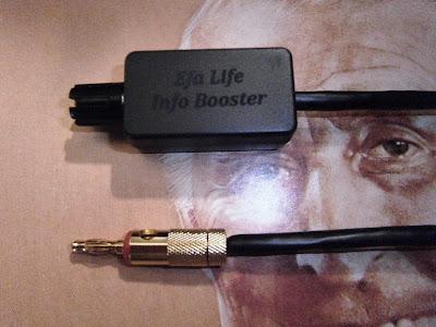 акустические адаптеры Info Booster