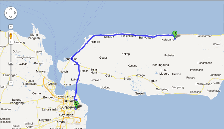 Tulus Traveler: Air Terjun Toroan Madura