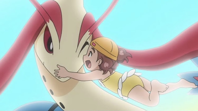 Best water type Pokemon characters