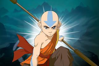 Avatar The Last Airbender - Ang