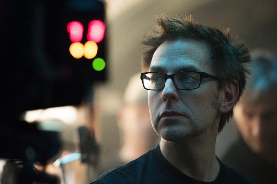 "James Gunn é demitido de ""Guardiões da Galáxia Vol. 3"""