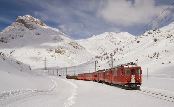 Is The Most Beautiful Railway In The World