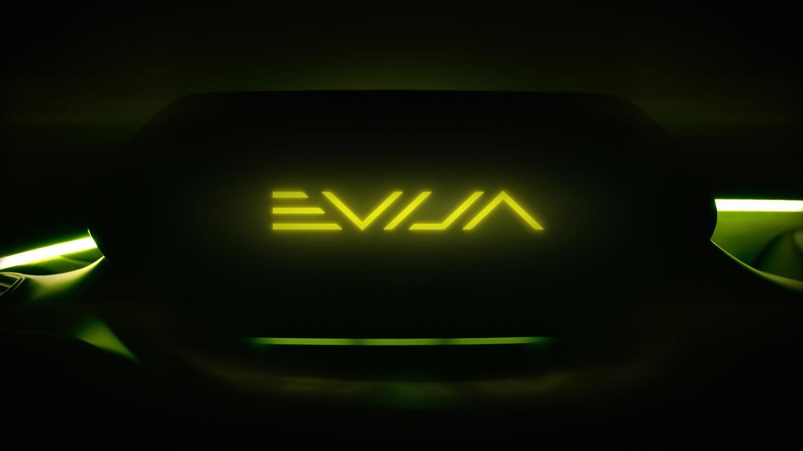 El futuro hypercar eléctrico de Lotus — Lotus Evija