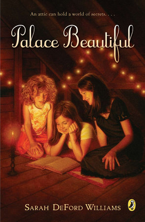 cover of the middle grade book Palace Beautiful by Sarah DeFord Williams