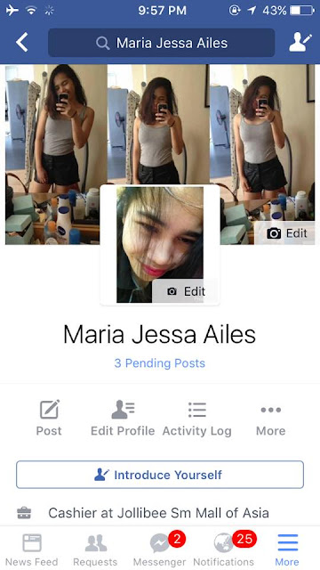 This Girl's Facebook Account Was Hacked and a Shocking Secret Was Revealed