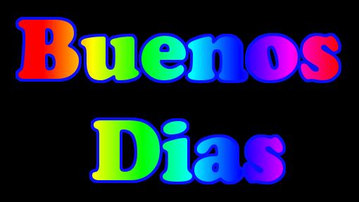 ® Imágenes y Gifs Animados ®: GIFS DE BUENOS DÍAS