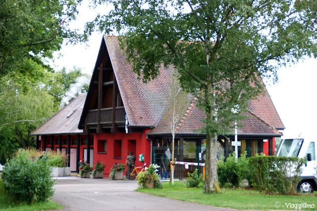 Il bel campeggio di Riquewihr