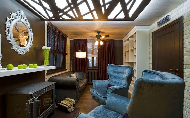 10 functional modern ceiling lights for all rooms for Modern house design high ceiling
