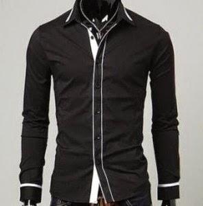 Model Baju Kemeja Pria Terbaru 2015