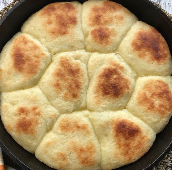 Keto Hawaiian Sweet Rolls Bread Recipe #healthy #ketogenic