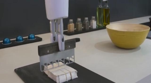Robot Ini Bisa Membuat Sarapan untuk Anda