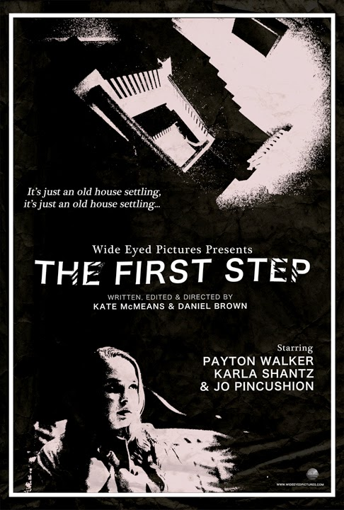 First Step To Success: Grimm Reviewz: THE FIRST STEP Short Film (Screener Review