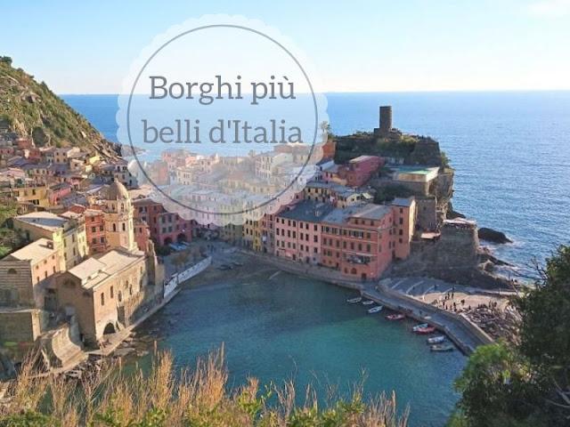 I borghi più belli d'Italia nello spezzino: Vernzza