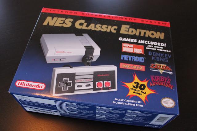 Nintendo hentikan pejualan NES Classic Edition