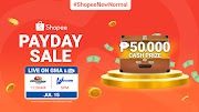 Shopee Payday Sale TV Segment on Eat Bulaga and Wowowin for a Chance to Win ₱50,000 Cash Prize