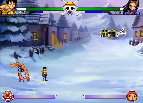 Game One Piece 1.7, 1.8, 1.6, 1.9, 2 - Đại Chiến One Piece 4399 b