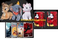 Logo Concorso ''Kiabi & Disney, c'era una volta..'': gioca e vinci gratis valige, peluche e litografie