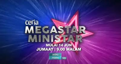 Live Streaming Ceria Megastar Ministar 2019 Online