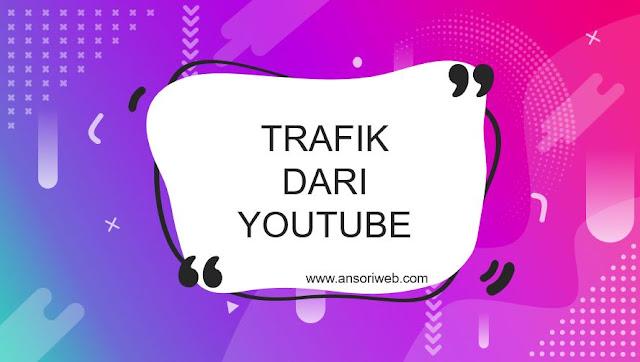 Cara Mendapatkan Traffic Website dari Youtube, Sudah Terbukti !