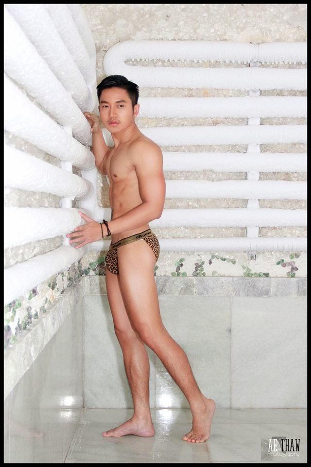 Myanmar sexy boys Nude