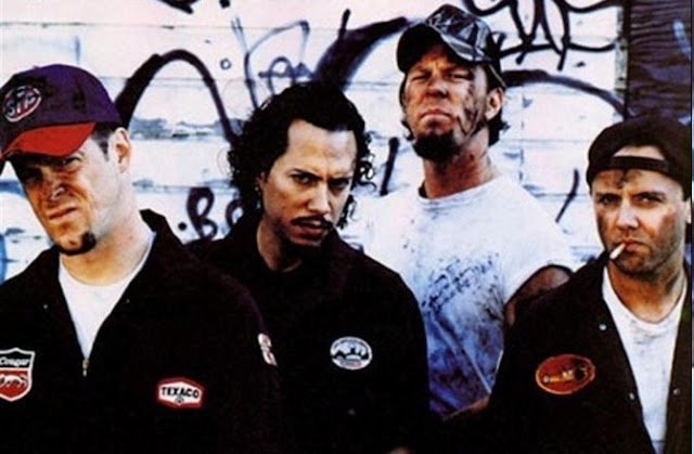 "Metallica planea hacer un ""Garage Inc. 2"""