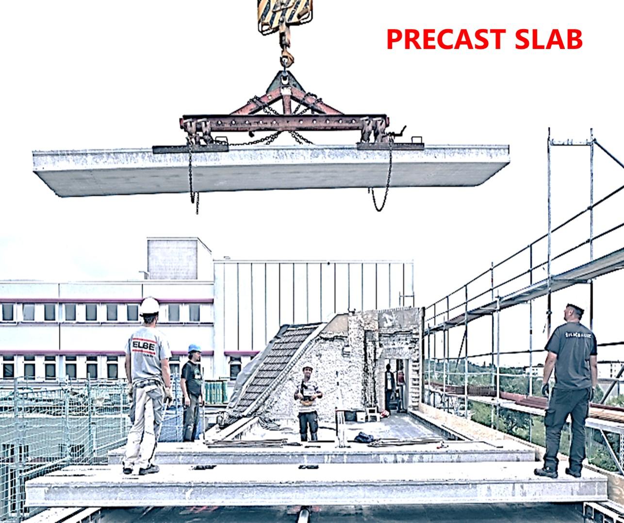 PRECAST SLAB