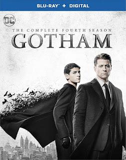 Gotham – Temporada 4 [4xBD25] *Con Audio Latino