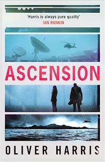 Book Review   Ascension by Oliver Harris
