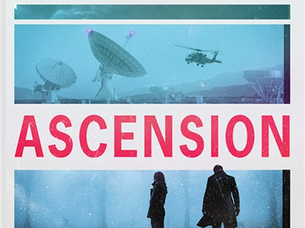 Book Review | Ascension by Oliver Harris