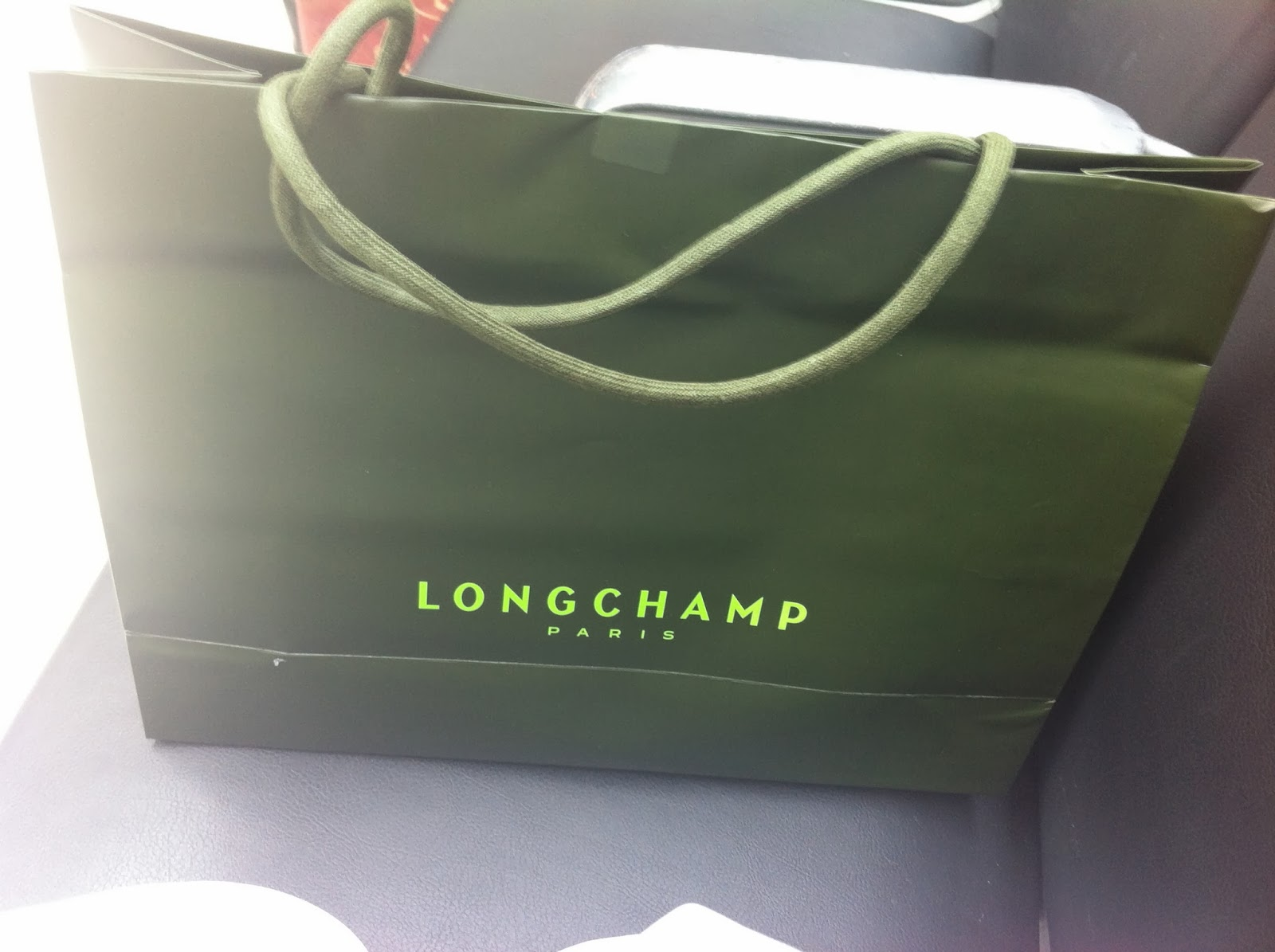 Nadcracker The Blogger  The best (cheapest) place to buy Longchamp ... e17a5bd1bb