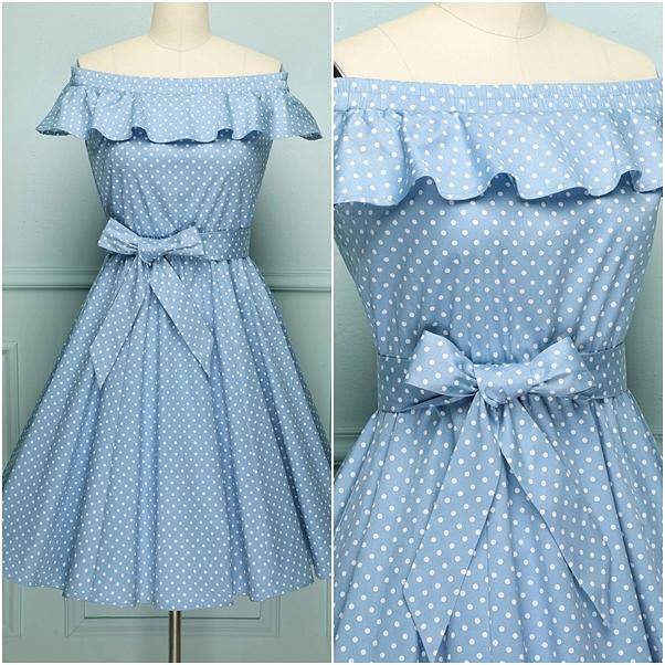 Onde comprar vestidos e acessórios no estilo vintage
