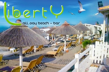 Liberty - all day Beach Bar