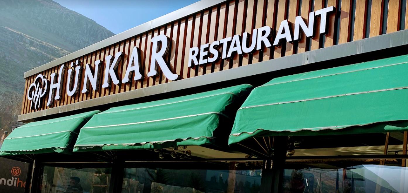 Hünkar restorant kilo ile et kilo ile kuzu et mangal