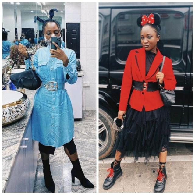 Check out the Dress of Pastor Paul Enenche's  daughter which got social media users talking