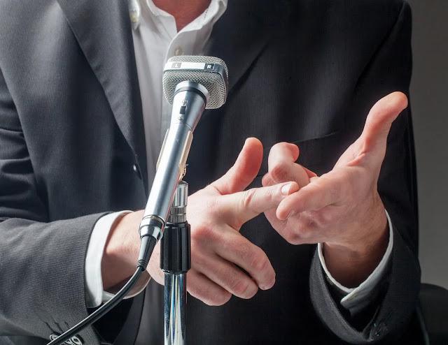 Seberapa penting berbicara di depan publik