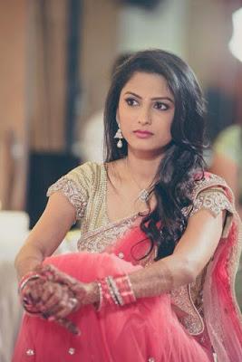 Biodata Rucha Hasabnis Pemeran Rashi Di Sinetron India Gopi ANTV