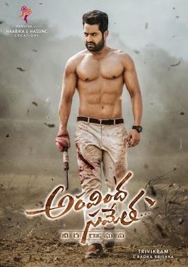 N. T. Rama Rao Jr. 2018 Telugu Movie Aravinda Sametha Wiki, Poster, Release date, Full Star cast