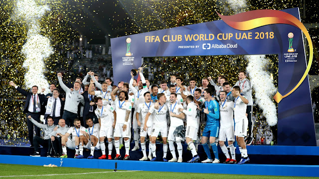 Real Madrid Reclaim World's Highest-Earning Club Title from Man Utd (See Full List)