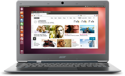 Ubuntu 2.04 LTS