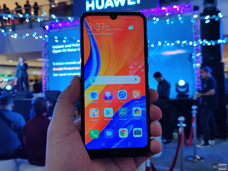 Huawei Y6s launches in PH, a budget phone with Helio P35 octa-core chip