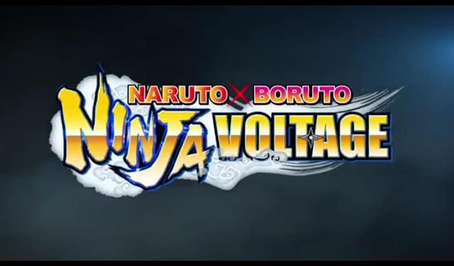 Naruto x Boruto: Ninja Voltage Logo