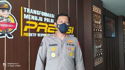 Delapan Orang Diamankan Terkait Pembakaran Polsek Candipuro Lamsel