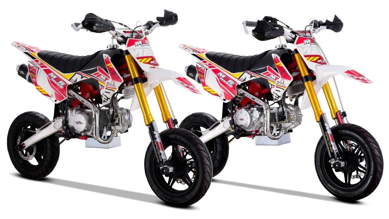 M2R Racing Supermoto Pit Bikes