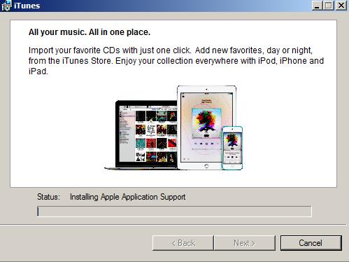 Tải iTunes mới nhất cho Máy tính win 7, 8, 8.1, win xp, 10 cực dễ dàng h
