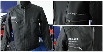 Gambar Jaket Kulit Yamaha R25