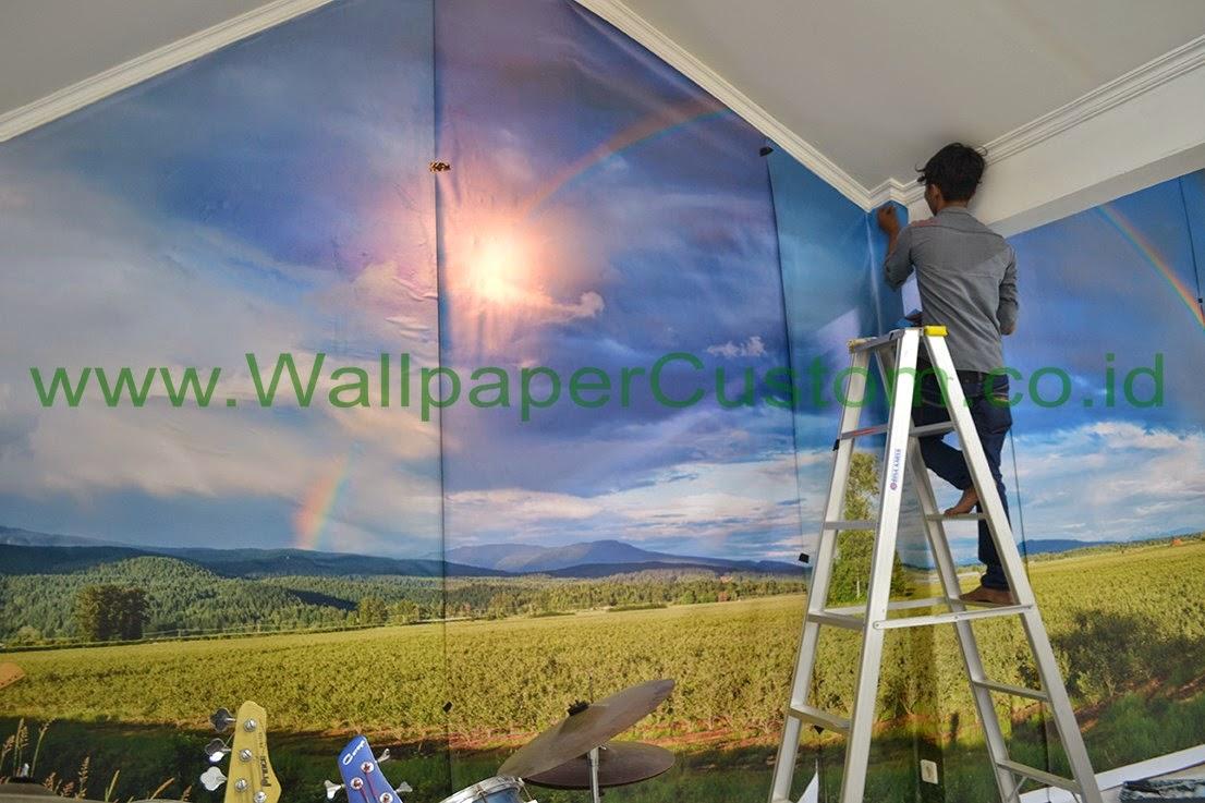 Wallpaper Dinding Pemandangan 3d Jual Wallpaper Dinding 3d Jakarta Jual Wallpaper Dinding
