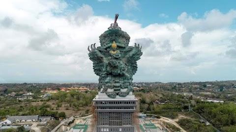 Garuda Wisnu Kencana (GWK), Taman Wisata Bagian Selatan Bali