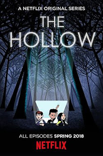 The Hollow 2019 Netflix Season 2 All episode 480p WEBRip 150MB With Subtitle